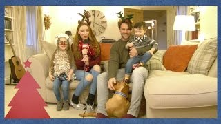 The Saturday's Una Healy and Ben Foden tell us what Santa has planned for their children