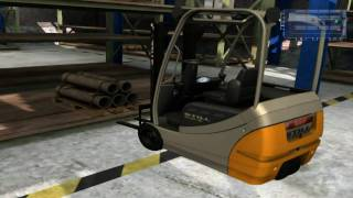 Comedy Game Review - Forklift Truck Simulator