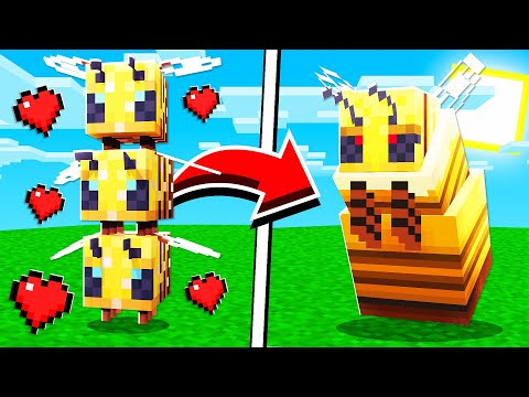 how-to-spawn-a-queen-bee-in-minecraft-tutorial!-(mobile,-ps4,-xbox,-pc,-switch)