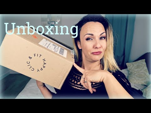UNBOXING : Clic and fit #4