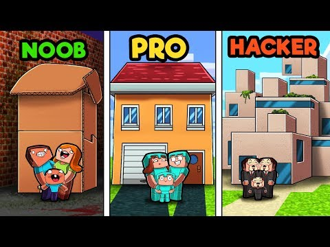 minecraft---family-house-challenge!-(noob-vs-pro-vs-hacker)