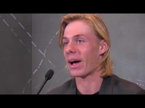 Denis Shapovalov on how people mispronounce his name