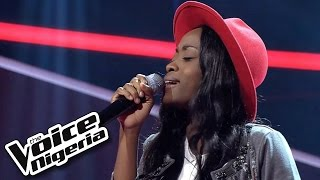 Vicky 'I Don't Want to Miss a Thing' / Blind Auditions / The Voice Nigeria 2016