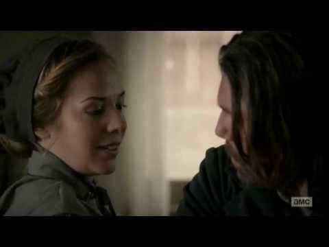 Naomi and Cullen  Season 4 Hell On Wheels Anson Mount, Mackenzie Porter