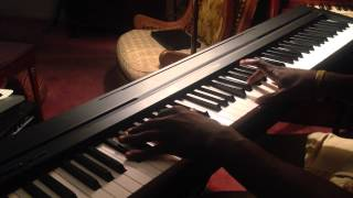 matrimony wale ft usher piano cover