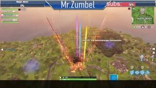 Fortnite/Minecraft stream