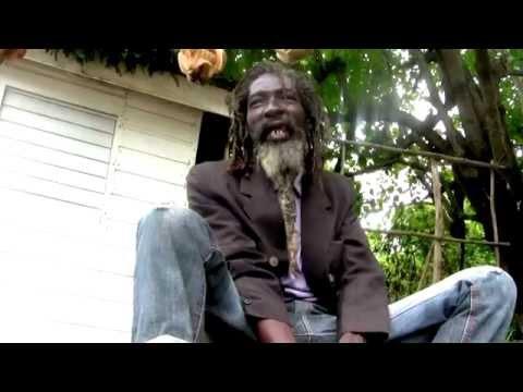 meet the BIRD MAN in the hills of ocho rios JAMAICA