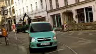 Reklama Commercial Nowy Der Neu Opel Agila  Deutschland 2003