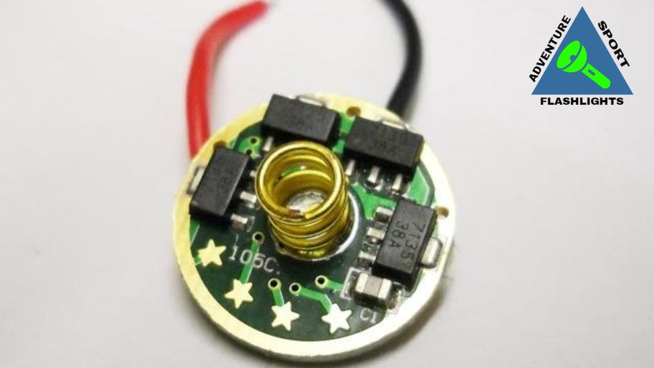 How To Program An Led Driver High Power Leds Pt1 Youtube White Circuit Diagram Hi Watt