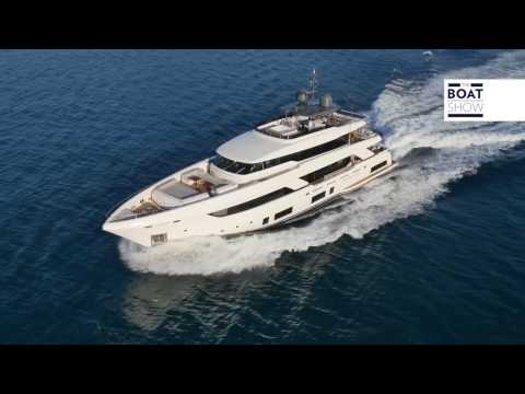 [ENG] FERRETTI  Custom Line NAVETTA 37 - 4K Resolution - The Boat Show