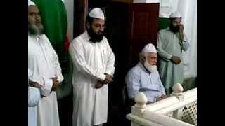 Hazri Darbar Hazrat Pir Muhammad karam Shah Al-azhari sb (r.a)Bhera Sharif  09.06.2012