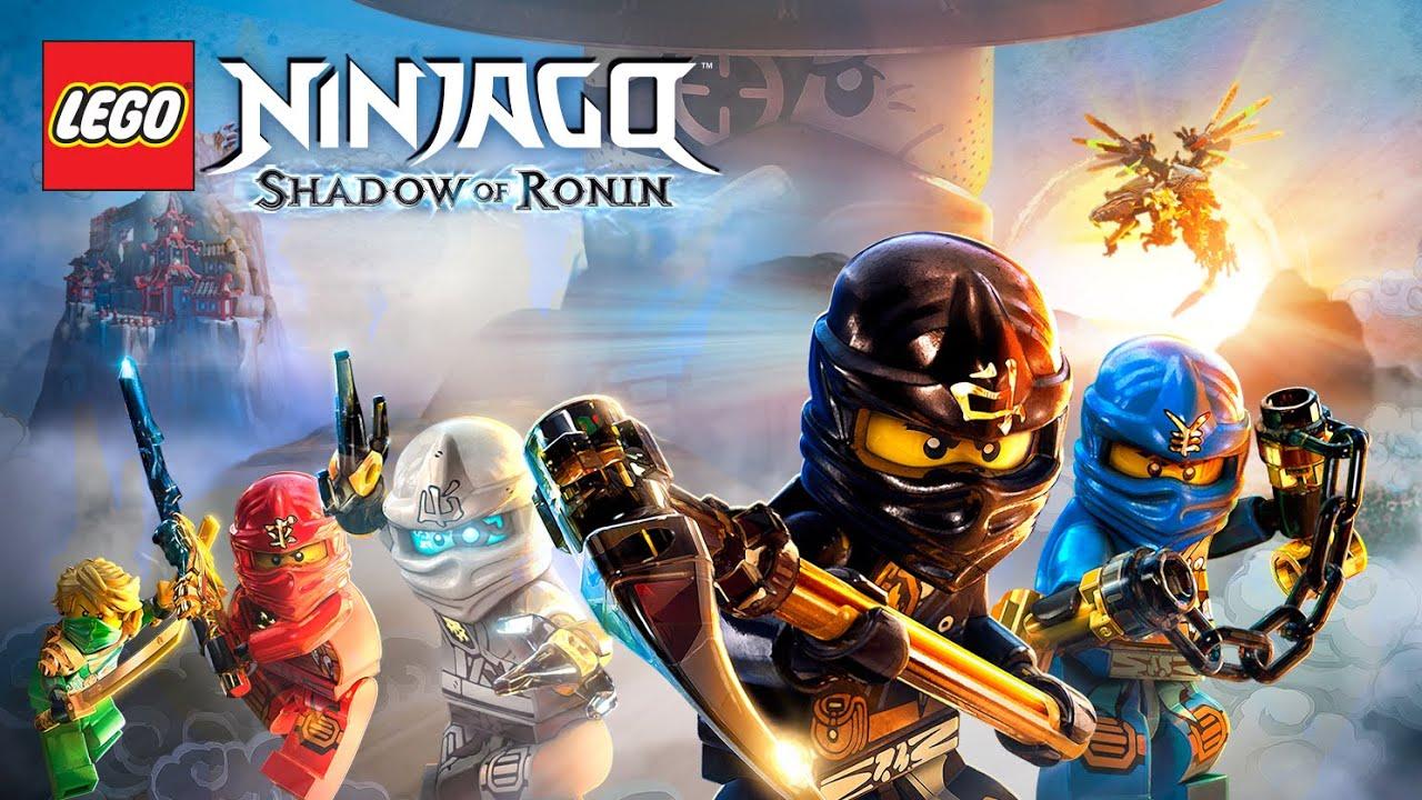 картинки лего ниндзяго тень ронина уже раз показывала