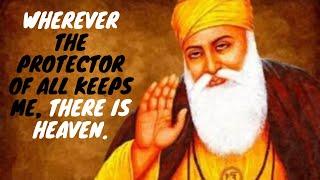 Guru Nanak Quotes | Guru Nanak Jayanti Wishes