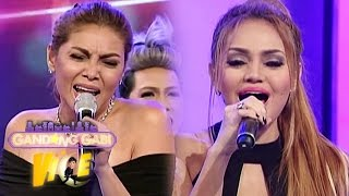 "Gambar cover GGV: Ethel Booba & K Brosas sing ""Tell Him"""
