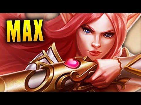 MAX CDR + SPEED LIAN | Paladins Lian Gameplay & Build