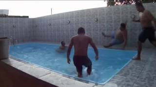 Fatty Pool Deck Slam