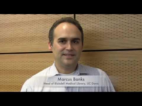 Libraries Increase Access & Understanding of Rights - Marcus Banks, UC Davis, Open Access Week 2015