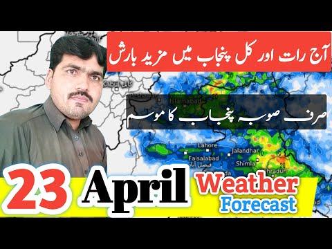 Tonight And Tomorrow Punjab Weather Forecast | South Punjab Weather | Punjab Ka Mosam | Mosam Ka Hal
