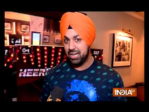 Exclusive Interview with Singer Deep Money on Success of Heeriye Song from Race 3