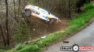 Best of rallye 2016 crash mistakes highlights [hd] - rallyechrono
