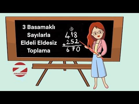 3.sınıf matematik kalanlı bölme işlemi- Yeniden HD çekim (Daha iyi anlatım) @Bulbulogretmen #bölme
