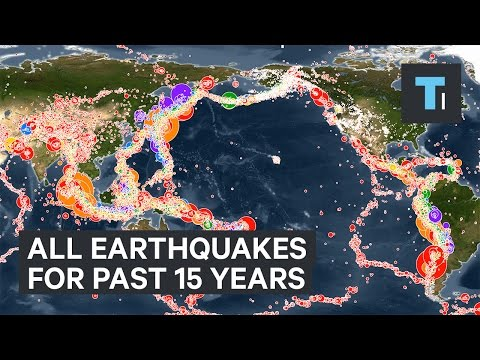 Animated map: all earthquakes of the past 15 years - YouTube on global sea level map, global debt management, global social media, global fault map, global airport map, global famine map, global water distribution, global furniture store, global telecommunications provider, global terrorist attacks map, global earthquakes today, most recent earthquakes map, global temperature rise, global disaster map, global topographic map, global flight map, global continental shelf map, global international business, earthquakes today map, global information systems,