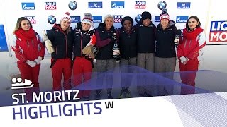 One hundredth of a second rewards Elana Meyers Taylor | IBSF Official
