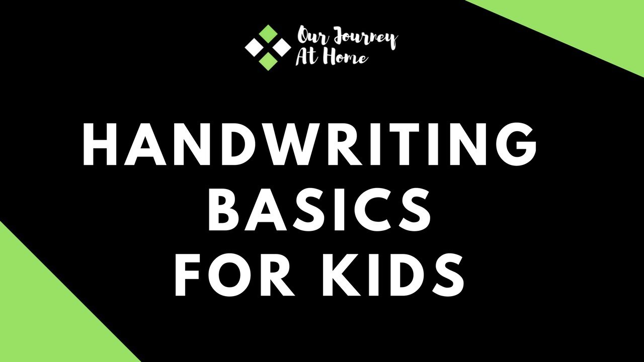 medium resolution of 9 Tips Guaranteed To Improve Your Child's Handwriting – Flintobox