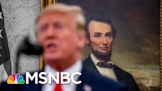 Polls Show Support For Impeaching Trump Is Growing Rapidly | The 11th Hour | MSNBC