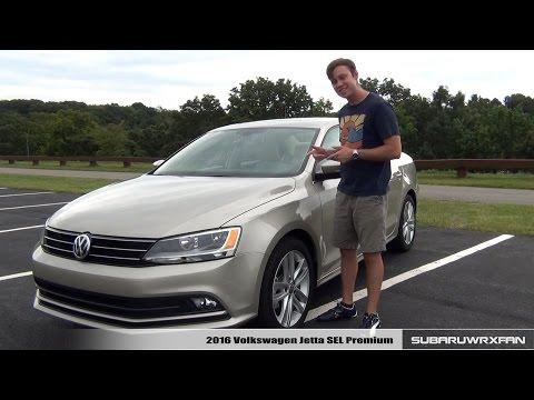 Review: 2016 Volkswagen Jetta SEL Premium