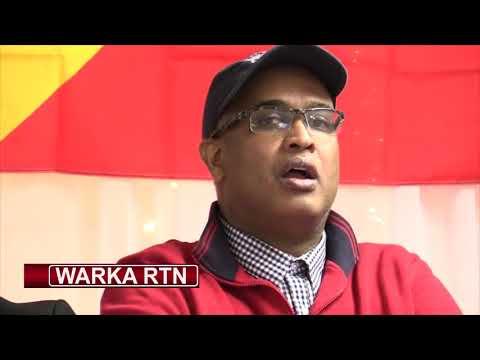 RTN TV: Beesha Jidwaaq USA oo codsi u jeediyay Madaxweynaha DDS Ethiopia