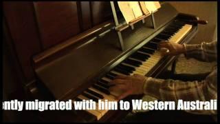 """MARCH OF THE GLADIATORS"" - PIANO ARRANGEMENT."