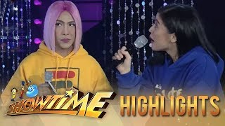 It's Showtime Miss Q and A: Vice Ganda's resentment to his classmates