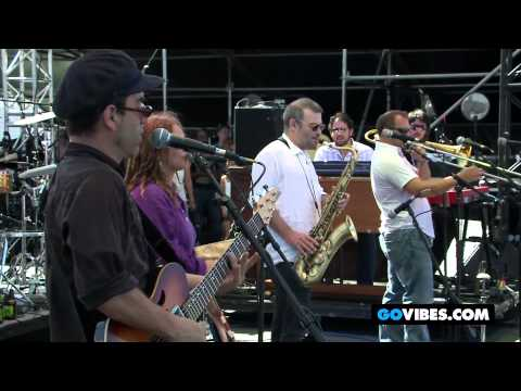 """DBB Performs """"Bustin' Loose"""" into """"Sardines, Pork and Beans"""" at Gathering of the Vibes 2012"""