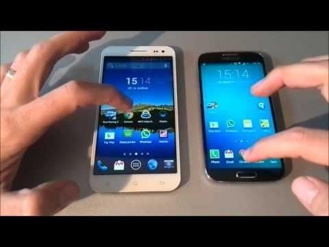 Zopo ZP998 Octa Vs. Samsung Galaxy S4