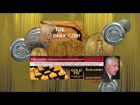 Rob Kirby: Cryptoized Gold Will Expose Fraudulent COMEX, LBM