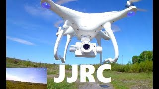 JJRC X6 Aircus Mini DJI Phantom Follow Me FULL COMPREHENSIVE NO BS RC Drone Review