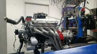 Dyno run with idle set