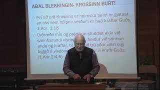 Snorri Óskarsson Endatímar.