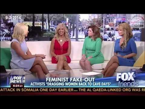 Dr. Gina, Ann Marie, & Morgan with Anna Kooiman on Fox & Friends