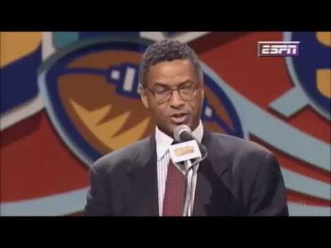 Randy Moss Gets Drafted