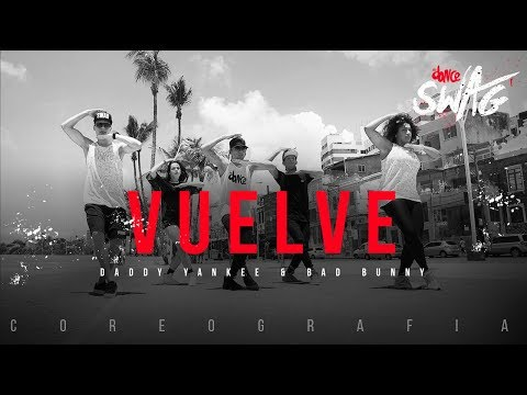 Vuelve - Daddy Yankee & Bad Bunny | FitDance SWAG (Choreography) Dance Video