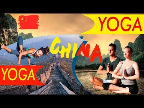 YOGA EN CHINA!!! por que hago Yoga