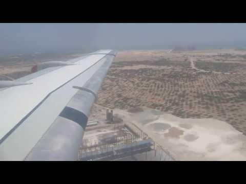 Iran Aseman | Fokker 100 | Tehran to Kish Island