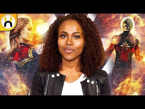 Monica Rambeau Cast for Captain Marvel & MCU?!