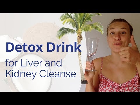 Liver and Kidney Cleanse - The DETOX WATER that Can Do Almost Everything for Your Body