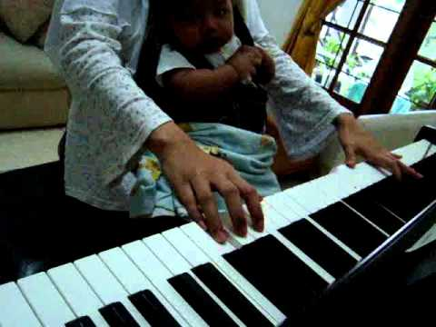 Anakku (Vina Panduwinata) - Piano Cover