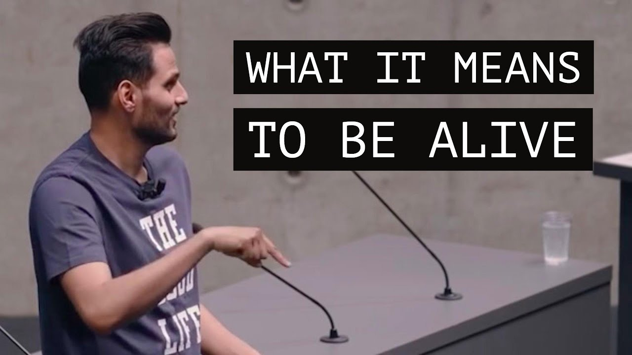 What It Means to Be Alive - Motivation from Jay Shetty