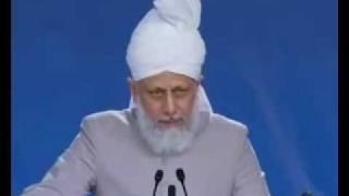 Jalsa Salana UK 2010 - Day 2 - Afternoon Session - Part 6 of 10