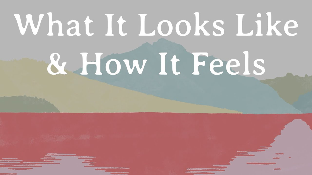 What It Looks Like & How It Feels - Alex Heflin